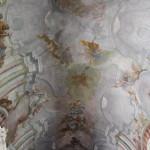 Deckenbild und Stuck Kißlegg Kirche