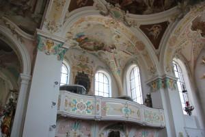 Galerie Kißlegg Kirche