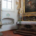 Grab in Kißlegg Kirche