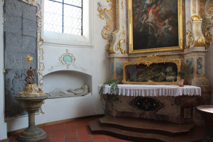 Grab-in-Kißlegg-Kirche