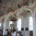 Kanzel Kißlegg Kirche