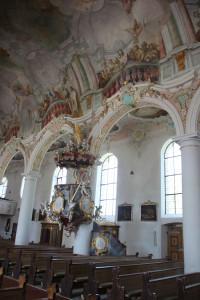 Kanzel-Kißlegg-Kirche