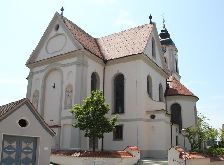 Kirche Kißlegg