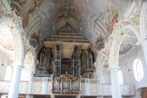 Orgel-Kißlegg-Kirche