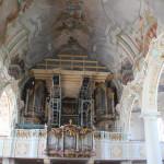 Orgel Kißlegg Kirche