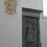 Relief Innen Kirche Kißlegg