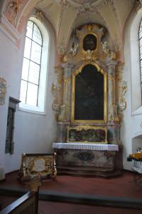Seitenaltarbildnis-Kißlegg-Kirche