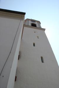 Turm Kißlegg Kirche