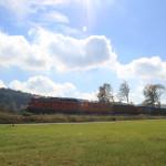 Bahnlinie Ummendorfer Ried