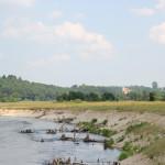 Donau ohne Uferbefestigung
