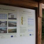 Infotafel Donau Renaturisierung