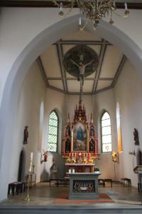 Kirche Illmensee Altar