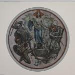 Kirche Illmensee Deckenbild