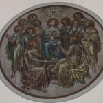 Kirche Illmensee Deckenbildnis