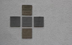 Kirche Illmensee Gemeindenkreuz