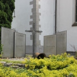 Kirche Illmensee Kriegsdenkmal