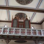 Kirche Illmensee Orgel