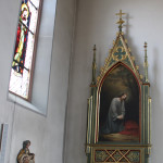 Kirche Illmensee Seitenaltar links