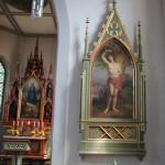 Kirche Illmensee Seitenaltar rechts
