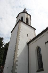 Kirche Illmensee Turm