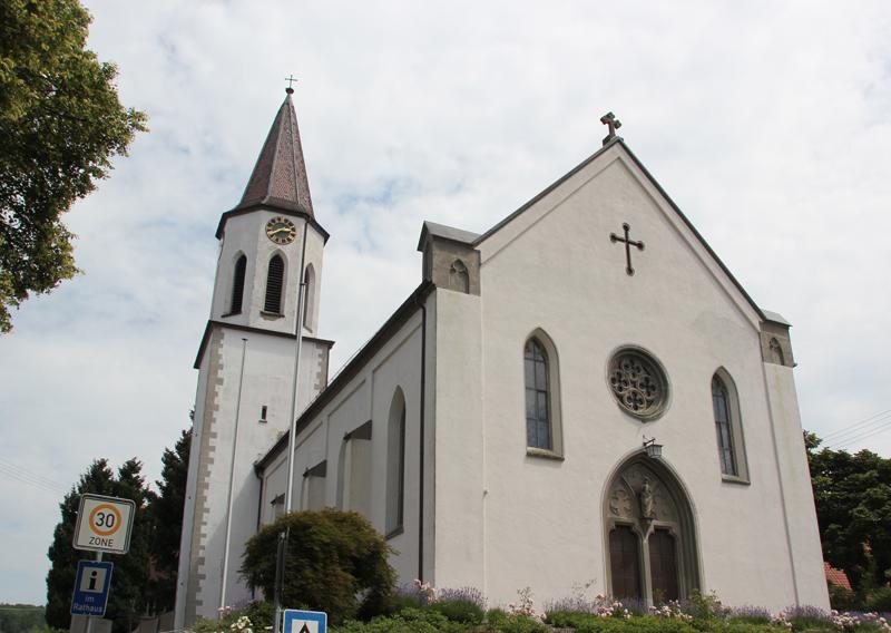 Kirche Illmensee