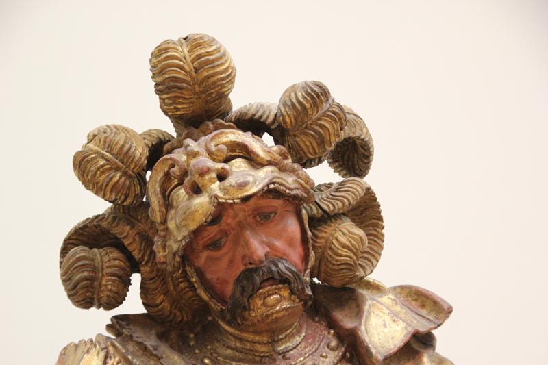 15 Heilige Florian Kopf