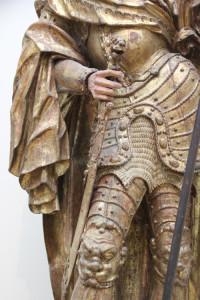 15 Heilige Florian Schwert