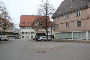 Ehinger Tor Platz Biberach