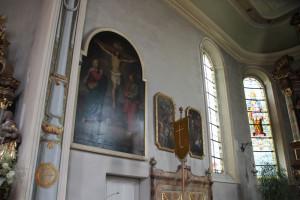 Gemälde-Kirche-Rißtissen
