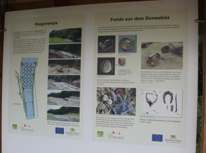 Infotafel-Funde-und-Strömung-Donau-Oberschwaben