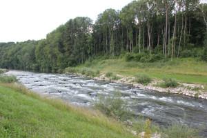 Kontrollierte-Strömung-Donau