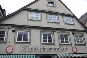Schwarze Veri Bar Biberach