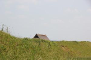 Verteidigungswall Heuneburg