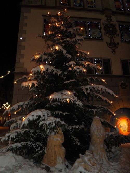 Weihnachtsbaum Bad Waldsee