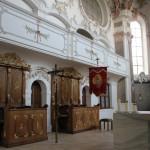 Altarraum Erbach Kirche