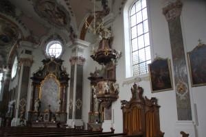 Kanzel Erbach Kirche