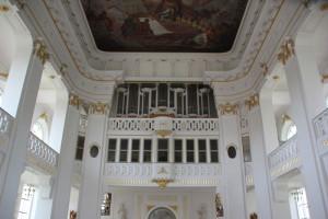 Orgel Kirche Bad Wurzach