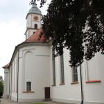 Seite Kirche Bad Wurzach