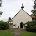 Seitengebäude Kirche Bad Wurzach
