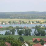 Sicht auf Donau vom Schlossberg