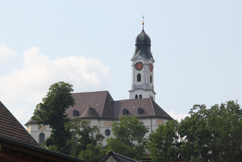 St Martinus Kirche Erbach