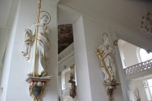 St Petrus Figur
