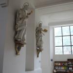 Stuckfiguren Bad Wurzach Kirche