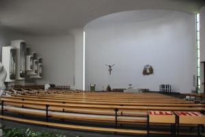 Bänke Kloster Untermarchtal