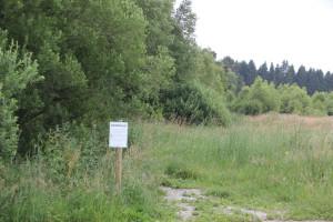 Bannwald Umgebung Ostrach
