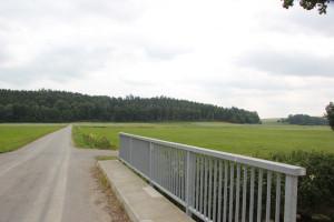Brücke über Ostrach