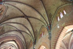 Kreuzgewölbe-Kirchenschiff-Aßmannshardt