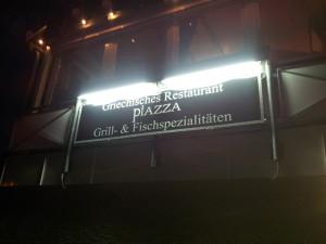Piazza Griechisches Restaurant Bad Waldsee
