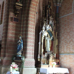 Seitenaltar Kirche Aßmannshardt