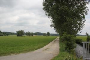Wanderweg Ostrach